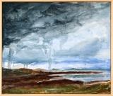 Storm over Pol an Oir